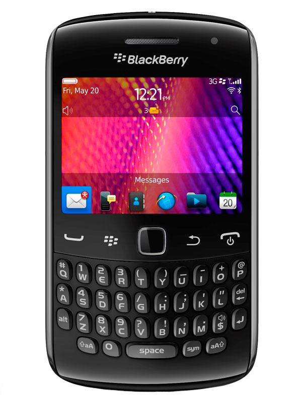 Produkt Foto BlackBerry Curve 9360 - Black