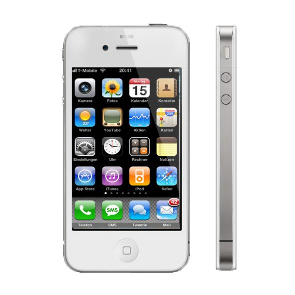 Produkt Foto Apple iPhone 4 8GB - White